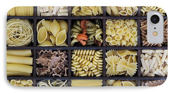 Pasta IPhone Case by Tim Gainey