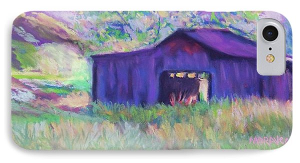 Pastel Barn II IPhone Case by Shirley Moravec