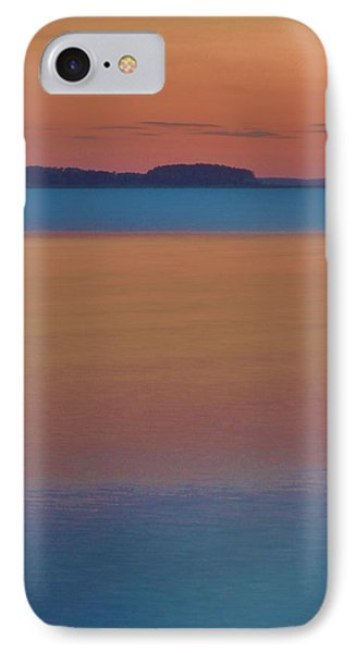 Pastel Bay - Sunset Photo IPhone Case