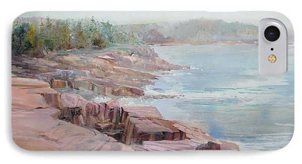 Pastel Cove IPhone Case by P Anthony Visco