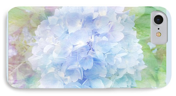 Pastel Hyacinth IPhone Case by Gena Weiser