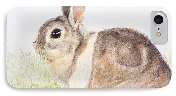 Pastel Pet Rabbit IPhone Case