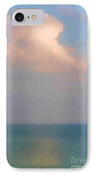 Pastel Seascape IPhone Case by Clare VanderVeen