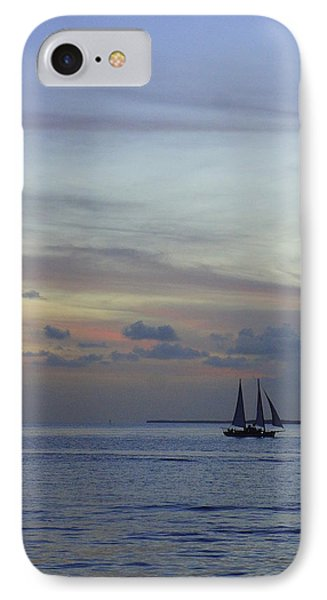 IPhone Case featuring the photograph Pastel Sky by Laurie Perry