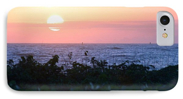 Pastel Sunrise IPhone Case by Nance Larson