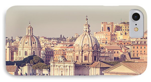 Pastello - Rome, Italy IPhone Case