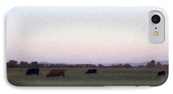 IPhone Case featuring the photograph The Kittitas Valley II by Susan Parish