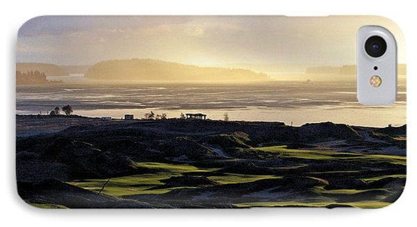 IPhone Case featuring the photograph Pastoral Symphony - Chambers Bay Golf Course by Chris Anderson