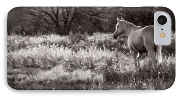 Pasture IPhone Case by F Leblanc