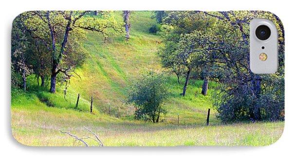 Pasture Land IPhone Case