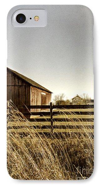 Pasture Phone Case by Margie Hurwich