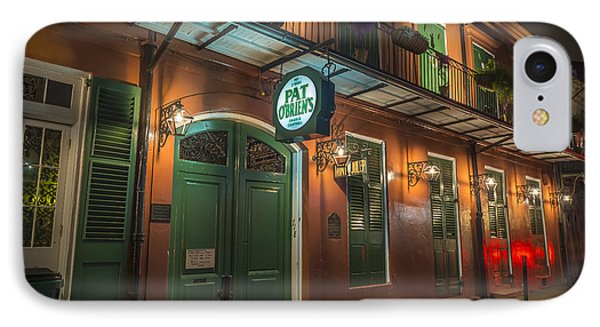 Pat Obriens New Orleans IPhone Case