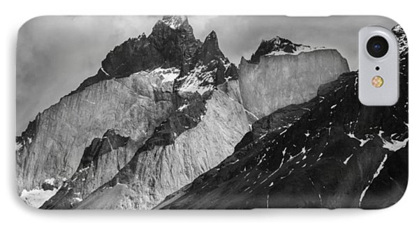Patagonian Mountains IPhone Case