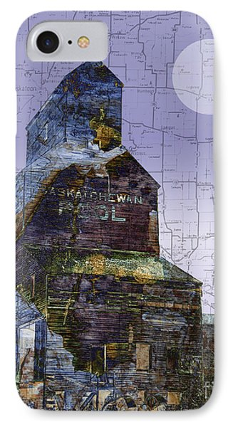 Patchwork Elevator Phone Case by Judy Wood