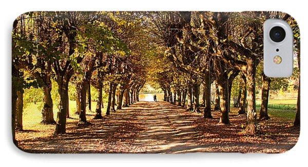 Path 3- Ostromecko Gardens IPhone Case