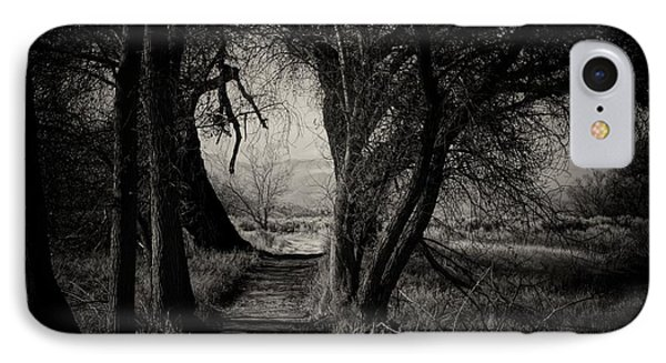 Path- Kern River Preserve IPhone Case