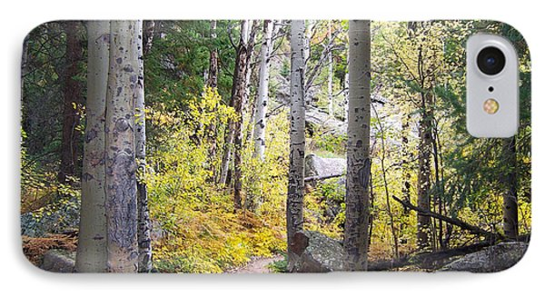 Path Of Peace IPhone Case by Margie Chapman