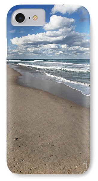 Path Of Peace IPhone Case by Michelle Wiarda