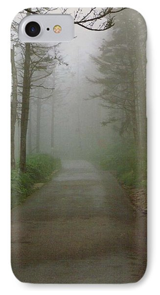 Path To Clingmans Dome IPhone Case