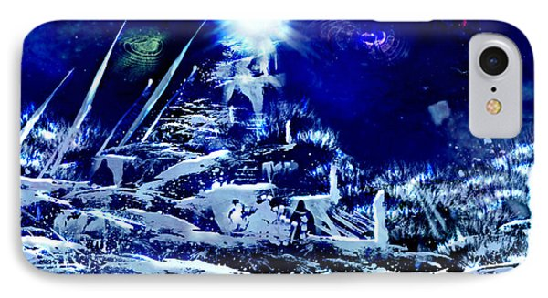 Path To Enlightment IPhone Case by Persephone Artworks