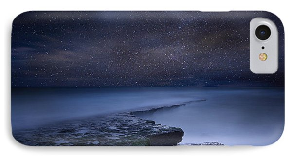 Path To Infinity Phone Case by Jorge Maia