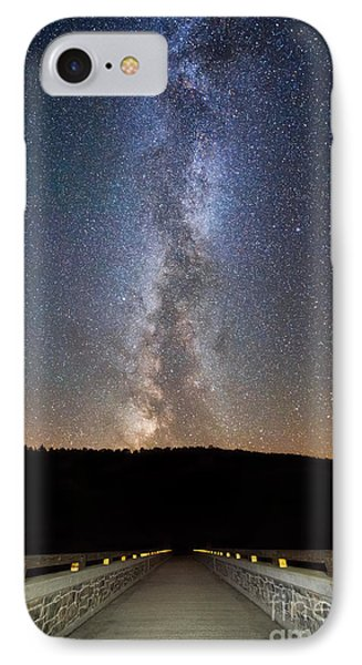 Path To Our Galaxy   IPhone Case