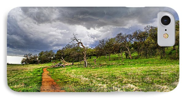 Path To The Clouds IPhone Case