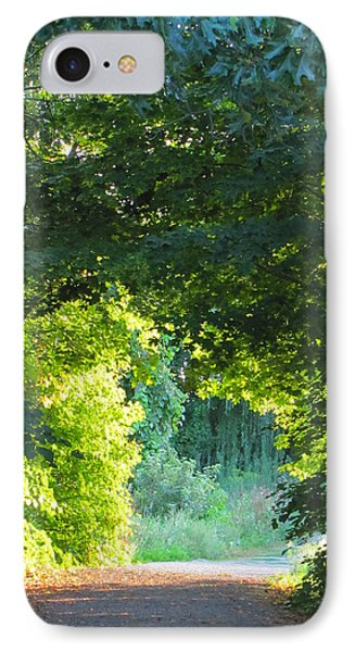 Path To The Light IPhone Case