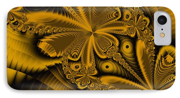 IPhone Case featuring the digital art Paths Of Possibility by Elizabeth McTaggart