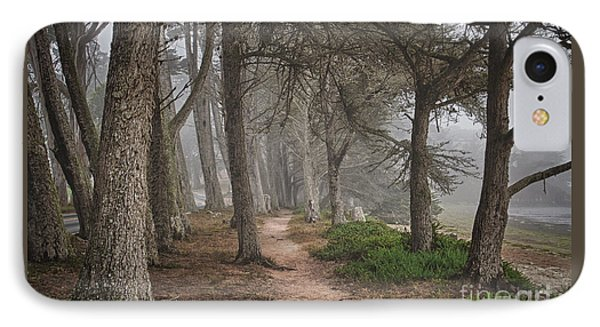 Pathway IPhone Case by Alice Cahill