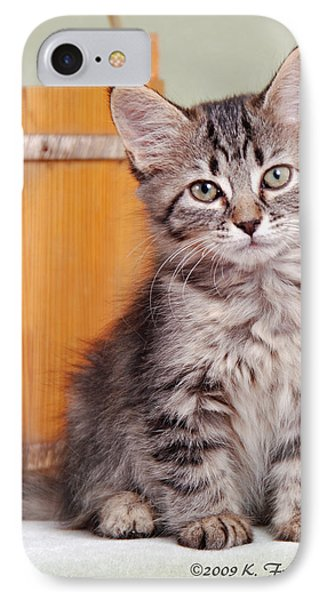 Patience Phone Case by Kenny Francis