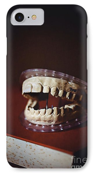 IPhone Case featuring the photograph Patient 910 by Trish Mistric