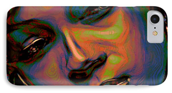 Patina Reflections IPhone Case by  Fli Art