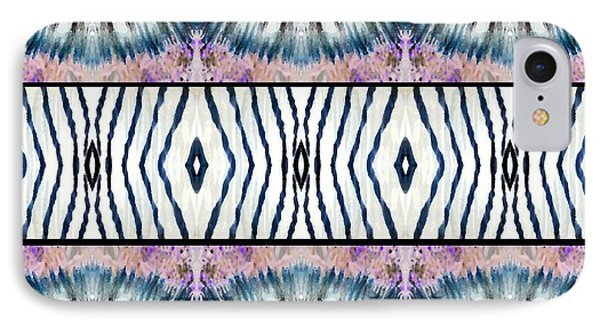 Patterned After Nature IIi Phone Case by Lady Ex