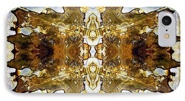 Patterns In Stone - 146b IPhone Case by Paul W Faust -  Impressions of Light