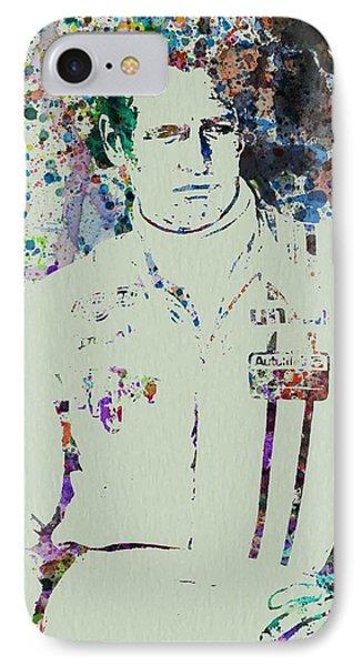 Paul Newman  Phone Case by Naxart Studio