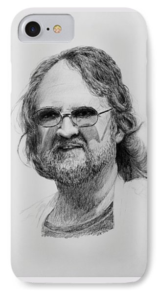 Paul Rebmann IPhone Case by Daniel Reed