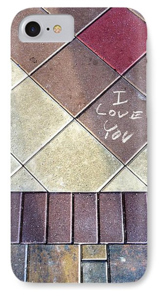 Paver Stones IPhone Case by K Simmons Luna