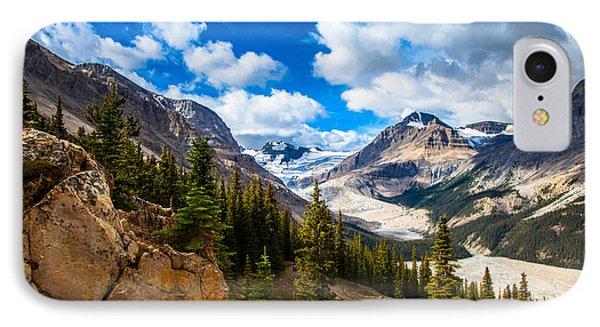 Payto Lake Glacier  IPhone Case