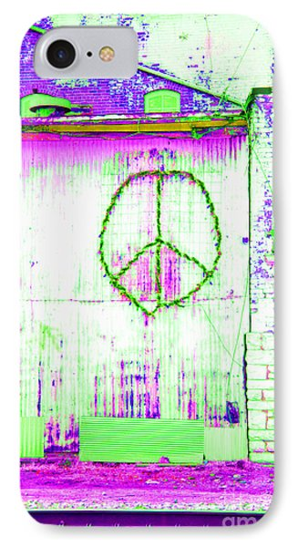 IPhone Case featuring the photograph Peace 2 by Minnie Lippiatt