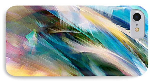 IPhone Case featuring the digital art Peace And Calm by Margie Chapman