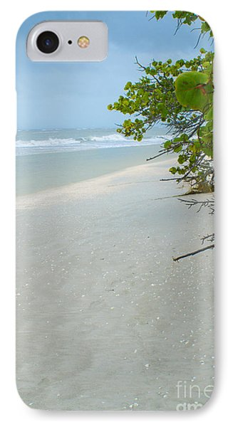 Peace And Quiet On Sanibel Island IPhone Case