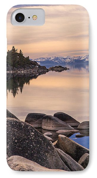 IPhone Case featuring the photograph Peace And Serenity by Nancy Marie Ricketts