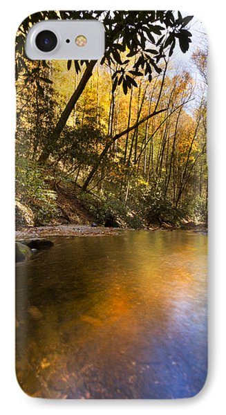 Peace Like A River Phone Case by Debra and Dave Vanderlaan