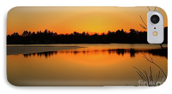 Peace On Silver Lake IPhone Case