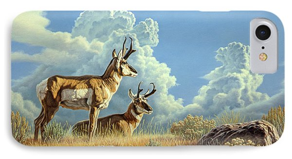 Peaceful Afternoon Phone Case by Paul Krapf