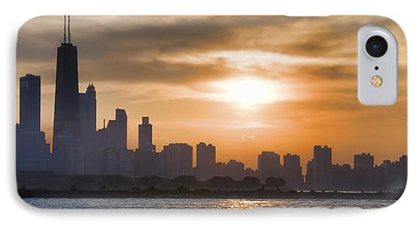 IPhone Case featuring the photograph Peaceful Chicago by John Hansen