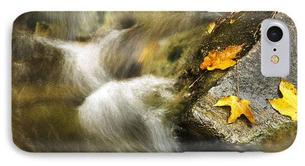 Peaceful Creek Phone Case by Christina Rollo