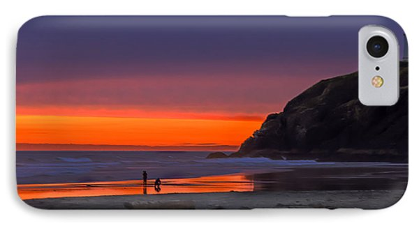 Peaceful Evening Phone Case by Robert Bales