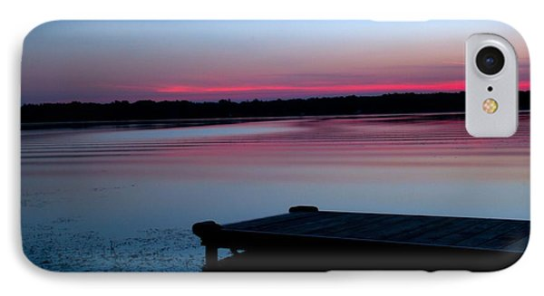IPhone Case featuring the photograph Peaceful by Michaela Preston